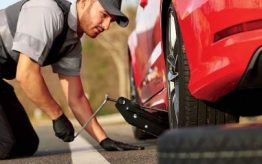 Tire Replacement - Roadside Assistance