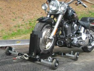 Light Duty Towing Services - motorcycle towing